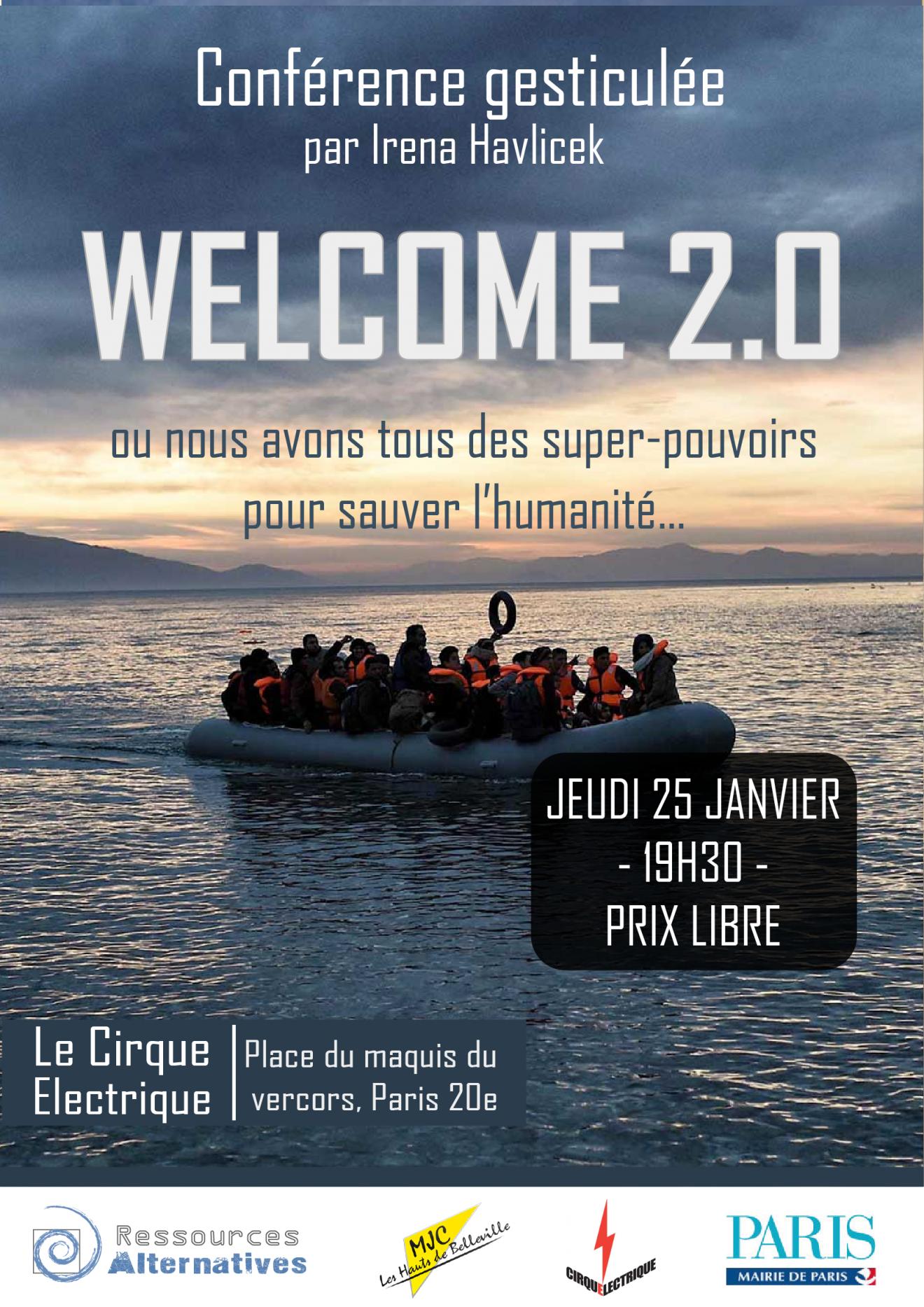 Welcome 2.0 RA